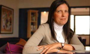 La escritora de novela negra Claudia Piñeiro