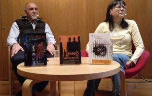 entrevistando a Vicente Corachán en Cormellá Negra