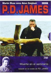 Portada novela negra P. D. James