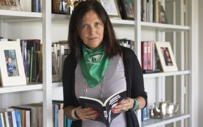 Claudia Piñeiro y los dos compromisos