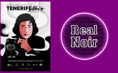 Real Noir ediciones en el Festival Atlántico de Género Negro Tenerife Noir